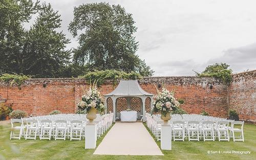Braxted Park Weddings