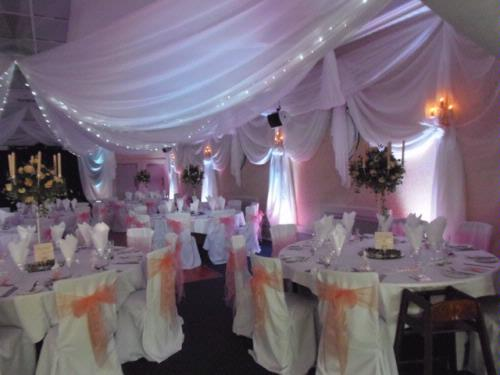 Venue Styling - Fabricate Wedding Decor