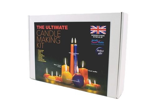 Hundreds of candle making products and several best-selling kits