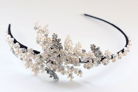 Tiaras & Fascinators - Swoon Bridal