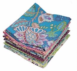 A great range of quilting fabrics and accessories...