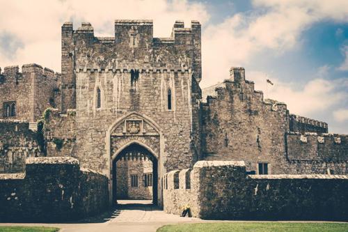 Venues - St Donat's Castle