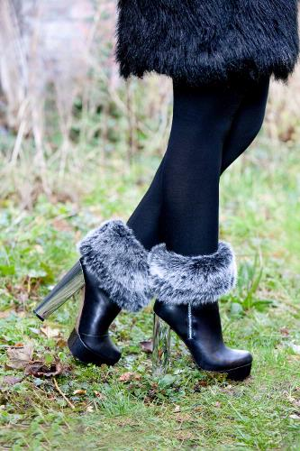 Boot Toppers for Long and Ankle Boots