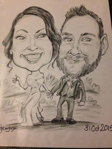 Caricatures - Caricatures by Gremlyn
