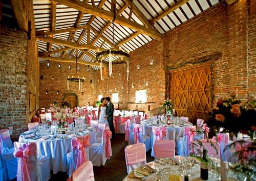 Venues - Meols Hall Tithe Barn