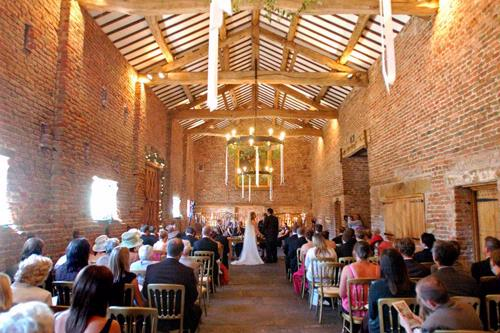Meols Hall Tithe Barn