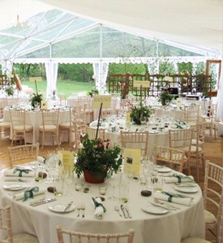 Marquees & Tents - County Marquees Ltd