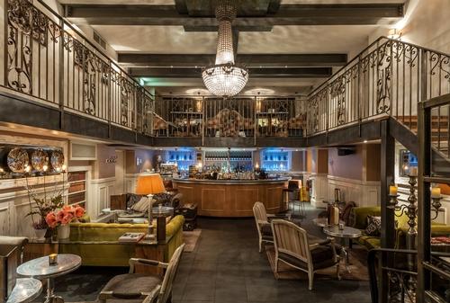 Venues - Great John Street Hotel