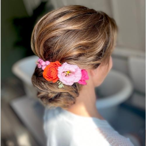Pam Wrigley Wedding Makeup & Hair
