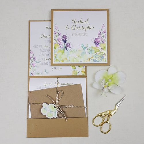 Stationery Dragonfly Couture