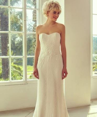 Wedding Dresses - Aisle Altar Hymn