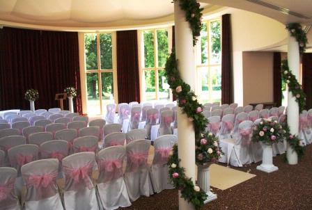 Chair Covers - Seventh Heaven