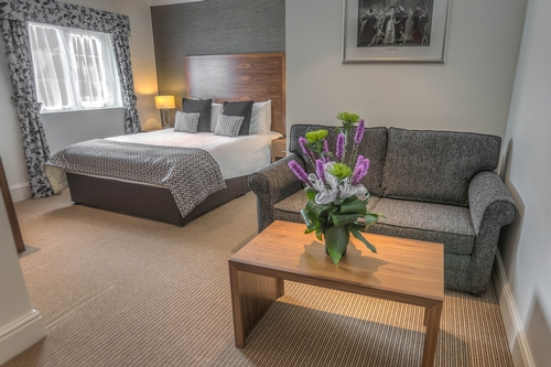 Guest Accommodation - The Boleyn Hotel