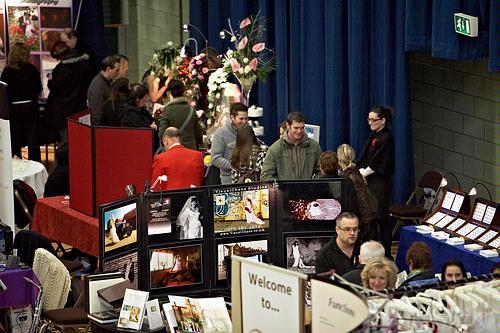 UK Wedding Fairs - AGLG Events