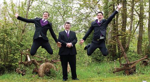 Venues - Welsh Green Weddings at Penybanc Farm
