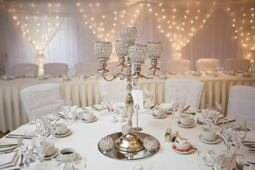 Centrepieces - Lovely Wedding Touches