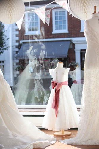 Wedding Dresses - Mathilda Rose Bridal Boutique