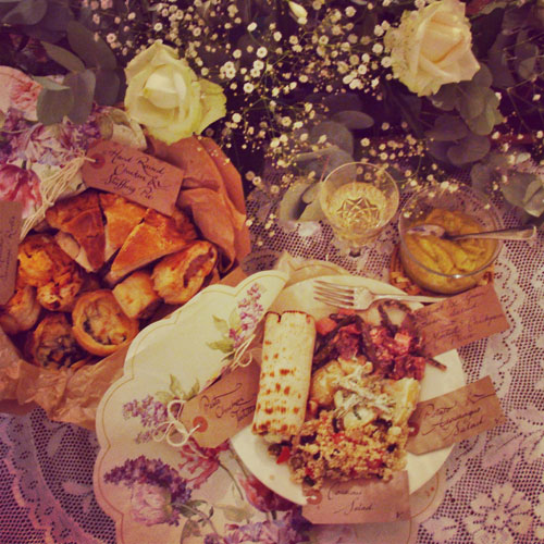 Catering - Sylvia's Kitchen