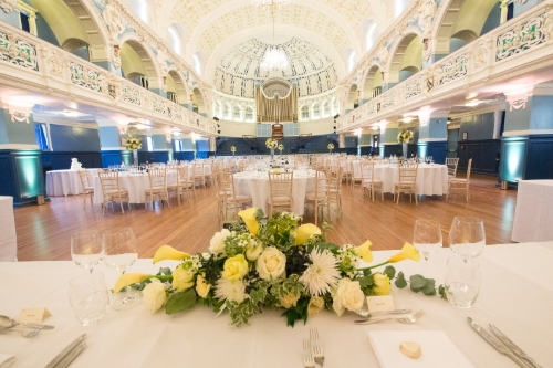 Venues - Oxford Town Hall