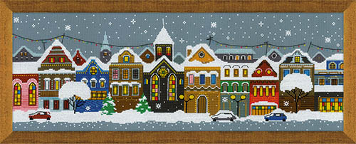 Create It Yourself Collection of cross-stitch kits