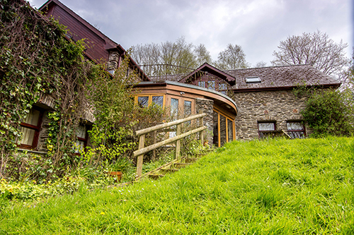 Guest Accommodation - Welsh Green Weddings at Penybanc Farm