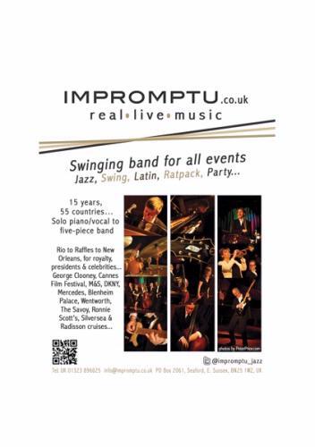 Entertainment - Impromptu.co.uk - Real Live Music