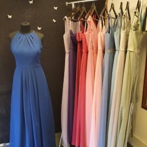 Bridesmaid Dresses - The Ivory Wardrobe