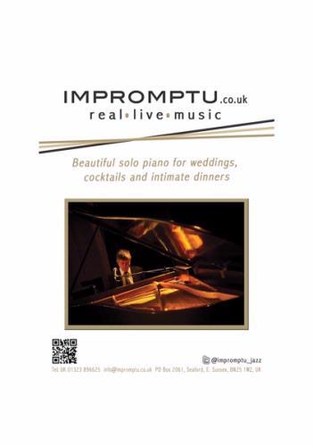 Music (Ceremony) - Impromptu.co.uk - Real Live Music