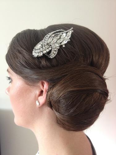 Hair & Beauty - Bridal Hair Design