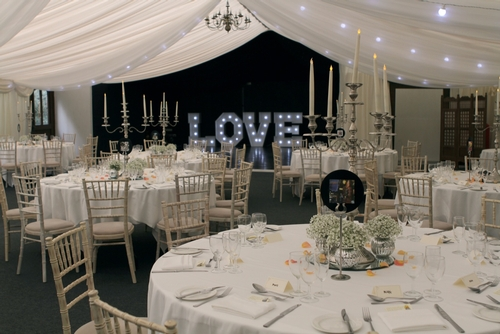 Venue Styling - Pollen4hire
