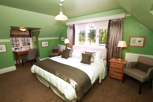 Guest Accommodation - Prested Hall