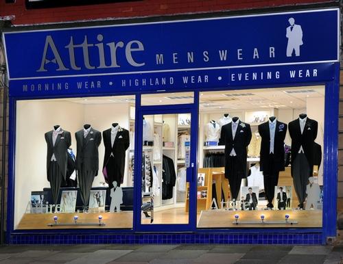 Attire Menswear