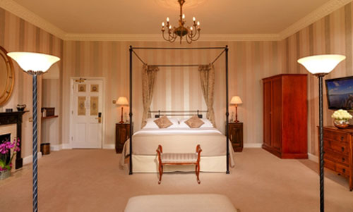 Guest Accommodation - Taplow House Hotel