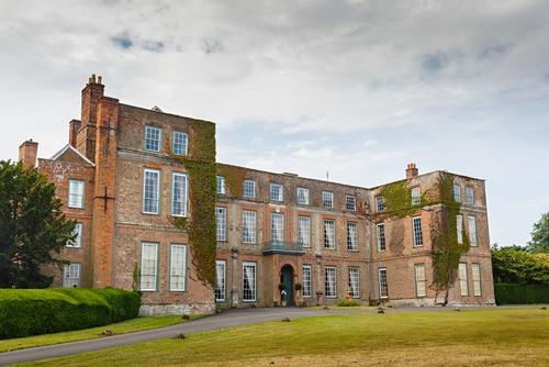 Venues - Glemham Hall