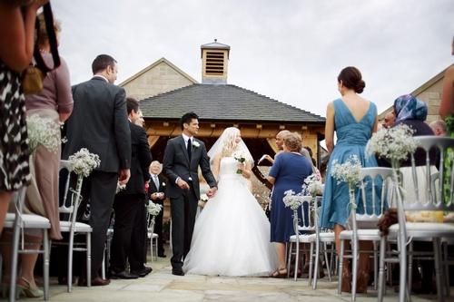 Wedding Services - Heaton House Farm Wedding Venue