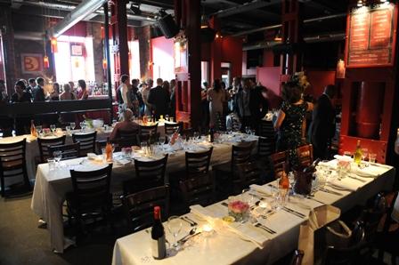 Blundell Street Restaurant