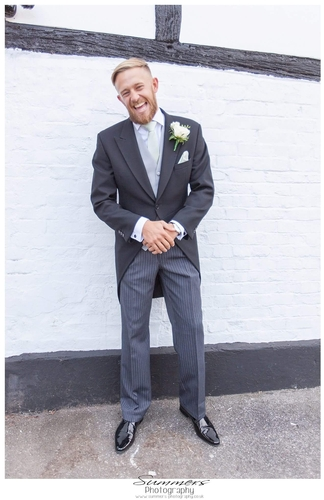 Men's Formal Wear - Anthony Blay Menswear