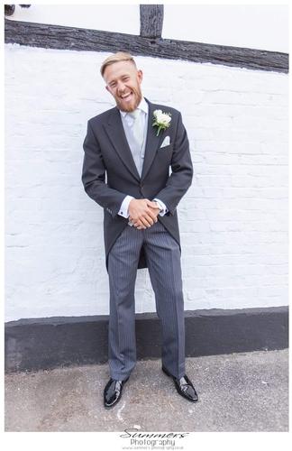 Men's Formal Wear - Anthony Blay Menswear