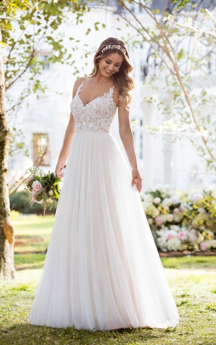 Wedding Dresses - The Wedding Frox Bridal Boutique.