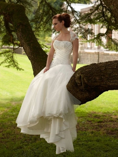 Wedding Dresses - Abbi Chapel Bridal