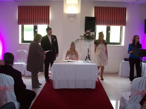 Music (Ceremony) - Equinox-Storm Wedding Disco & Venue Decor Service