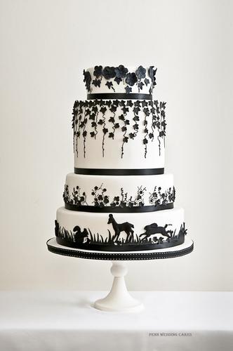 Cakes - Penn Wedding Cakes