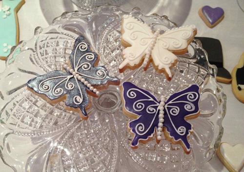 Favours - Designer Cakes by Elle