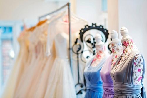 Wedding Dresses - Clifford Burr Bridal