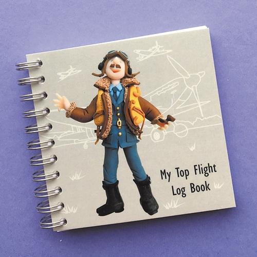 Funny Olde Worlde notebooks