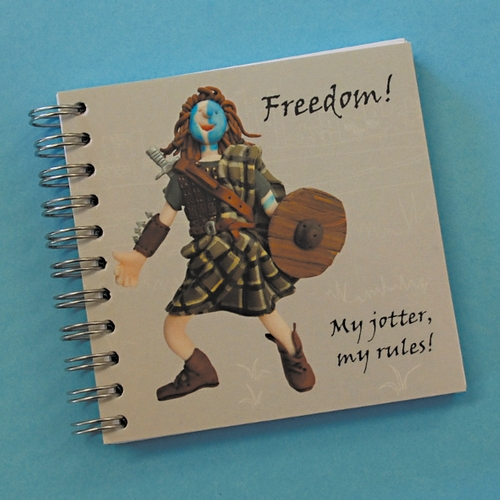 Funny Olde Worlde notebooks