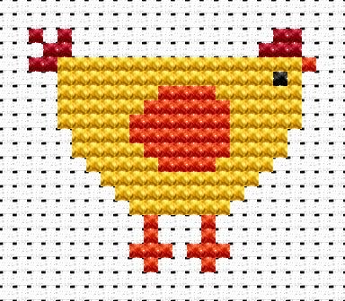 Children's cross stitch kits