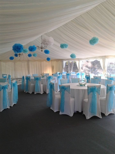 Venue Styling - Crystal Blush Events Wedding Shows