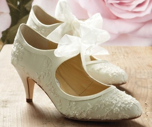 Shoes - Victoria Valentine Bridal
