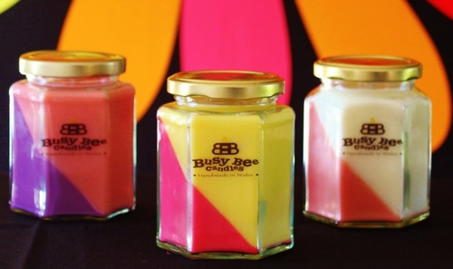 Elegance Scented Candles from Busy Bee Candles